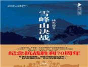 抗戰三部曲:雪峰山決戰