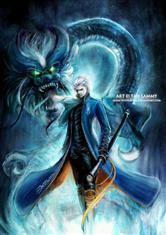 海贼王之魔人维吉尔